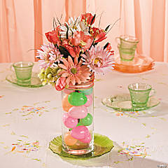 Easter Egg Centerpiece Idea