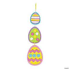 Easter Egg Mobile Craft Kit