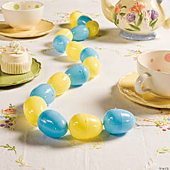 Easter Egg Table Runner Idea