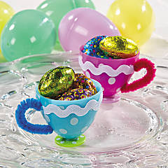 Easter Egg Teacup Idea