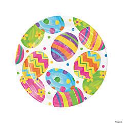 Easter Egg Toss Dinner Paper Plates