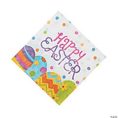 Easter Egg Toss Luncheon Napkins