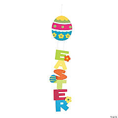 Easter Egg Wall Décor