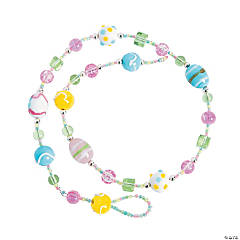 Easter Egg Wrap Bracelet Craft Kit