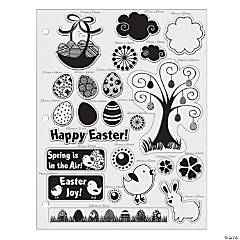 Easter Escapade Clear Stamps
