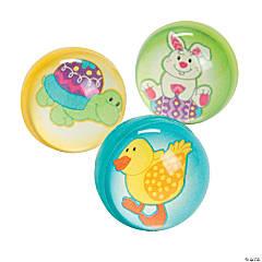 Easter Friends Bouncing Balls