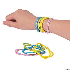 Easter Friendship Bracelets