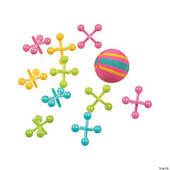 Easter Jacks & Ball Sets