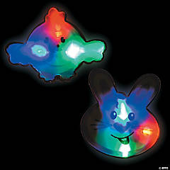 Easter Light-Up Badges