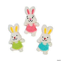 Easter Marshmallow Bunnies