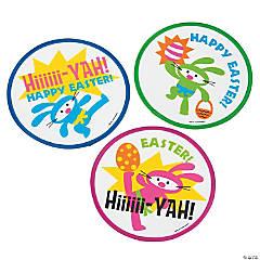 Easter Ninja Flying Discs