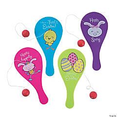 Easter Paddleball Games