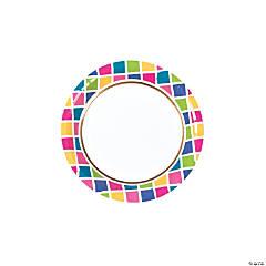 Easter Paper Dessert Plates