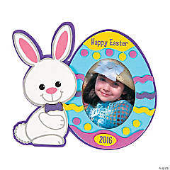 2016 Easter Picture Frame Magnet Craft Kit