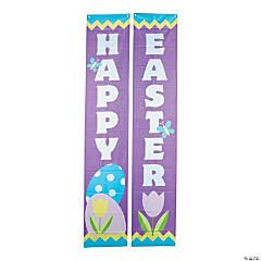 Easter Pillar Bunting