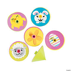 Easter Spin Tops