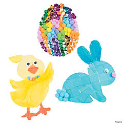 Easter Sticky Board Craft Kit