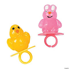 Easter Sucker Rings
