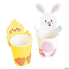 Easter Treat Cups Craft Kit