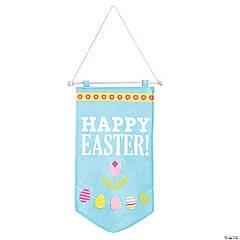 Easter Wall Felt Banner