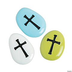 Easter Worry Stones