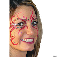 Easy Makeup Kit Mardi Gras Fantasy