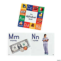 Easy Reader Alphabet Books