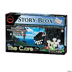 Eblox Stories: The Cave