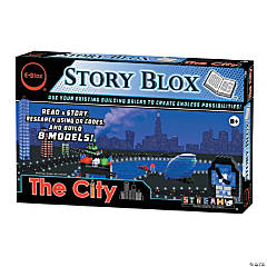 Eblox Stories: The City