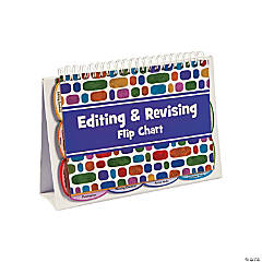 Editing & Revising Spiral Bound Flip Books