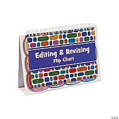 Editing & Revising Spiral Bound Flip Books