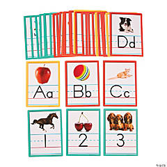 Edupress® Alphabet & Number Cutouts