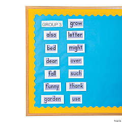 Edupress® Sight Words in a Flash™ Word Walls Grades 1st – 2nd