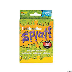 Edupress® Subtraction Splat™ Game Grades 2+
