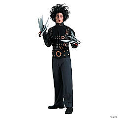 Edward Scissorhands Standard Adult Men's Costume