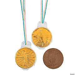 Egg Hunt Chocolate Medals