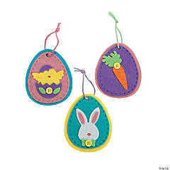 Egg Ornament Craft Kit
