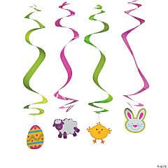 Eggcellent Hanging Swirls