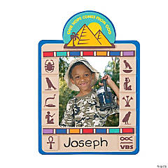 Egypt Picture Frame Magnet Craft Kit