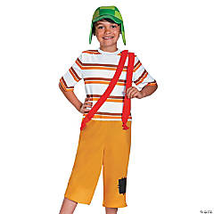 El Chavo Costume for Boys