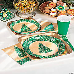 Elegant Christmas Party Supplies