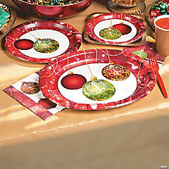Elegant Ornaments Party Supplies