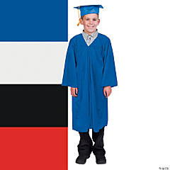 Elementary Graduation Cap & Gown Set