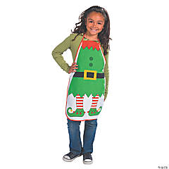 Elf Child's Apron