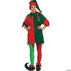 Elf Costume Tunic - Adult