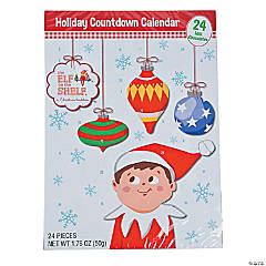 Elf on the Shelf® Countdown Calendar