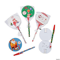 Elf on the Shelf® Memo Pad & Pen