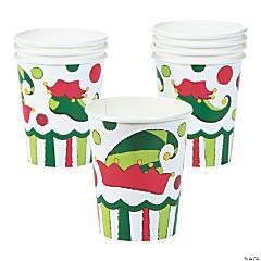 Elf Paper Cups