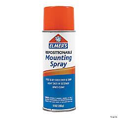 Elmer's® Repositionable Mounting Spray