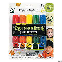Elmer's® Squeeze'n'Brush™ Painters® - Rainbow